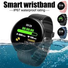 Модный браслет кровяного давления, водонепроницаемые часы, спортивный монитор сердечного ритма, умный фитнес-трекер, Bluetooth Смарт-часы