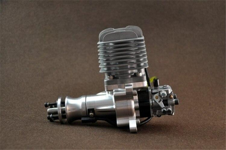 Nova Versão Único Cilindro DLA32 32CC DLA CNC Gasolina/Motor de Gasolina De Avião RC