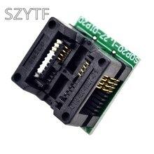 SO8 SOP8 à DIP8 EZ, adaptateur de programmeur, Module convertisseur de prise pour 150 miles