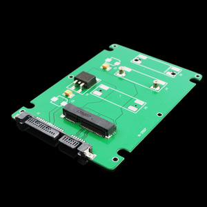 Image 4 - mSATA to SATA SSD Converter Adapter Card with 2.5 inch Case #67544