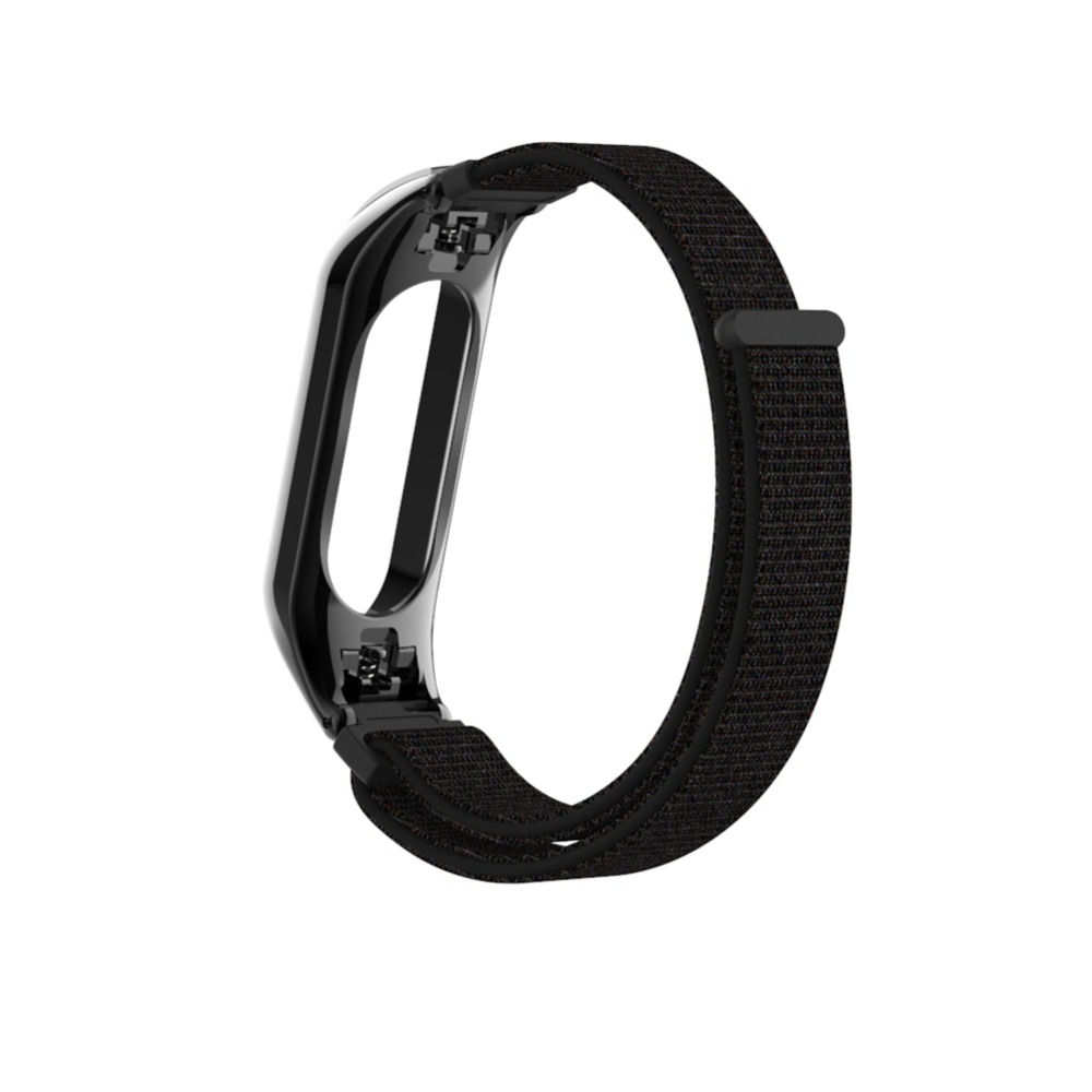 Wristband 3-Strap Branches Smart-Band-Accessories Xiaomi 3-Bracelet Silicone for Nylon