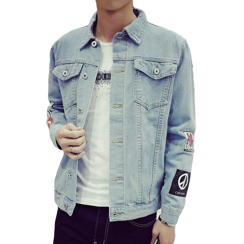 Online Get Cheap Denim Jacket Men -Aliexpress.com | Alibaba Group