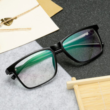 Retro Flat Light Frames Accessories Wholesale Super Special Framework Common Lens 8099 Men And Women