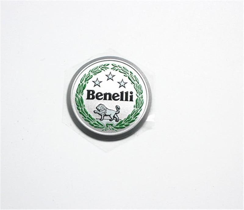 3D Logo Label / Decal For Benelli BN600 TNT600 Stels600 Keeway RK6 49X Pepe 50 VLM Velvet 125 150 Diameter 4cm / BN TNT 300 600