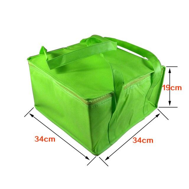 21L торт сумка-холодильник 8-дюймовый 10-дюймовый 12-дюймовый 14-дюймовый