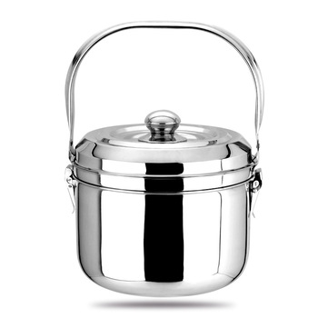 Stainless steel steamer Multi-function non-magnetic stainless steel no fire reboiler insulation pot red pot hot pot 3