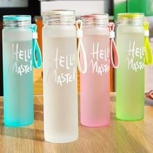 Trans hogar 500 ml mi coreano libre de bpa botellas de agua calderas de fugas irrompible portátil yoga gimnasio