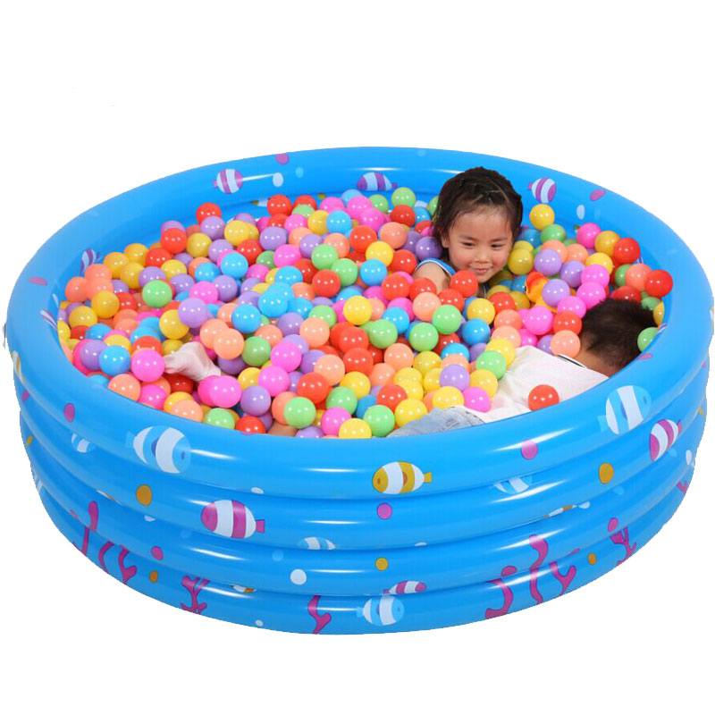 ФОТО high quality Cartoon Children Swimming Pool   Children Swimming Pools Baby Inflatable Piscina  Paddling pool FREE Shipping