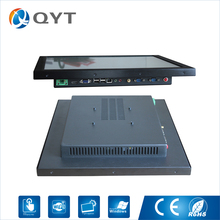 Embedded pc Inter j1900 2.0GHz 4USB/2RS232/WIFI Resistive touch screen all in one pc 19» industrial pc 1280×1024