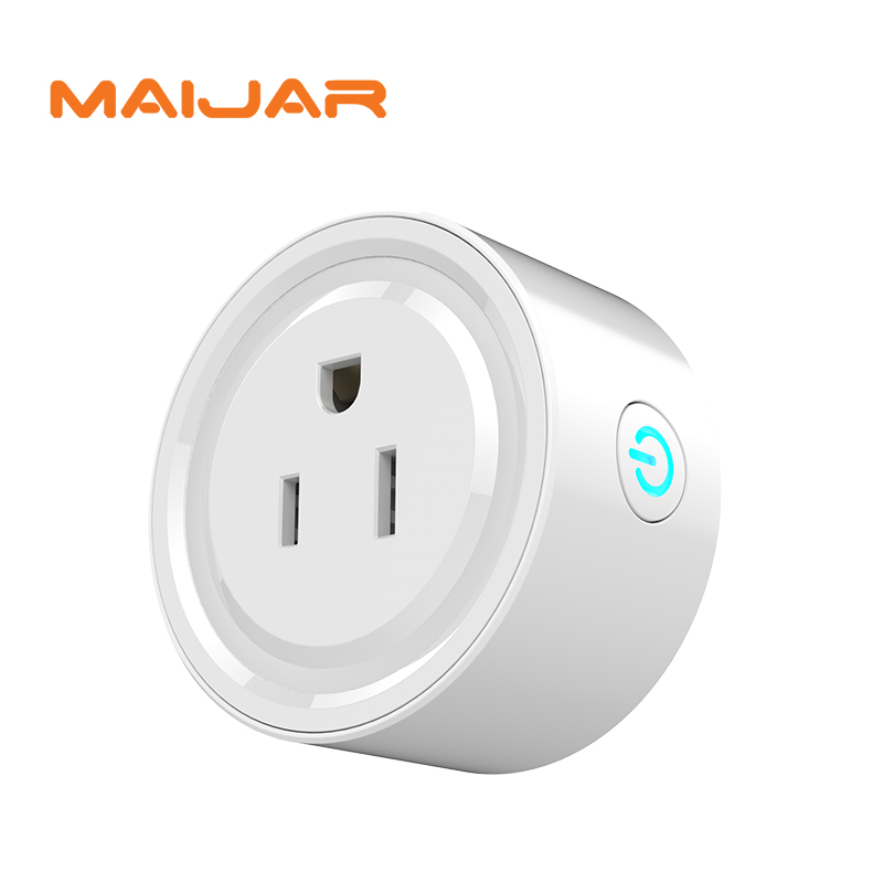 Original Smart Wifi Socket Switch Round US Plug Remote Control Socket Outlet Timing Switch for Smartphone Android IOS Home Autom