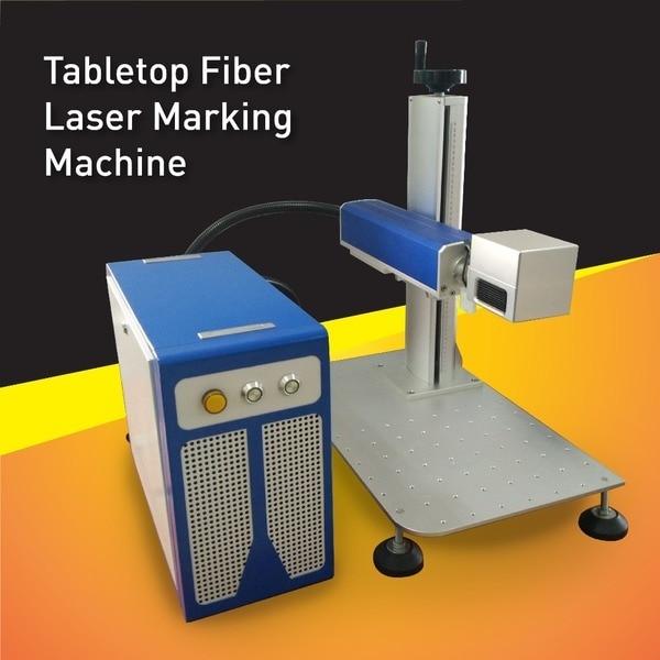 Macchina per marcatura laser da tavolo ad alta velocità da 20 W in - Attrezzature per la lavorazione del legno - Fotografia 2