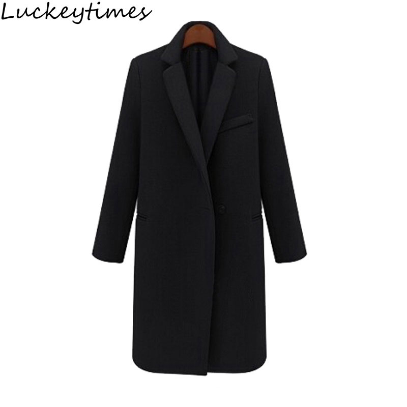 Online Get Cheap Girls Long Black Coat -Aliexpress.com | Alibaba Group