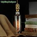 Tamanho grande TT80 lâmpada incandescente edison luz do vintage lâmpada decorativa 110 V 220 V E27 60 W antigo retro Edison lâmpada