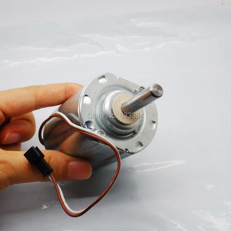 Prix bas!! 2 pièces moteur à courant continu pour bricolage micro tours, meulage 60 v/17000 tr/min