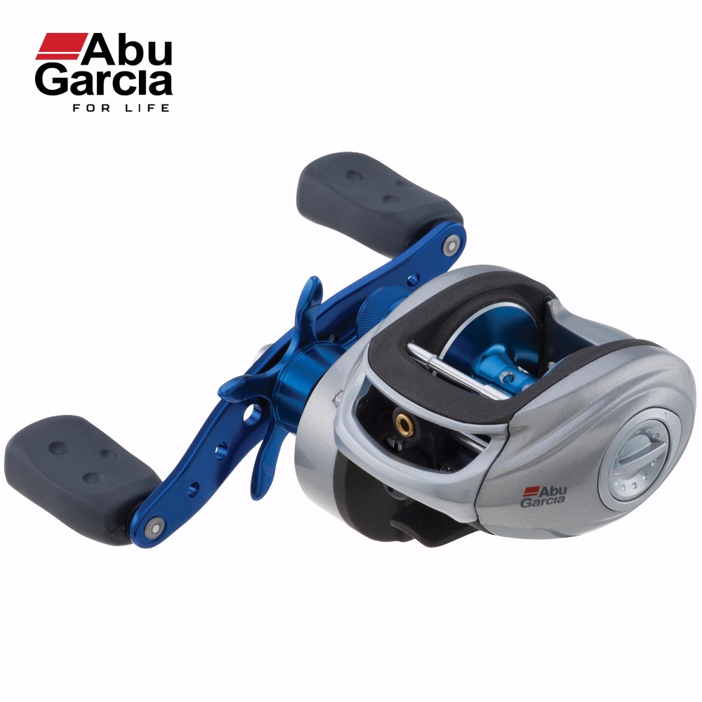 Abu Garcia 100% Original ORRA2 INSHORE Baitcasting Reel Low Profile 6+1BB Fishing Reels 7.1:1 Baitcasting Fishing Reel 2017 new abu garcia 100