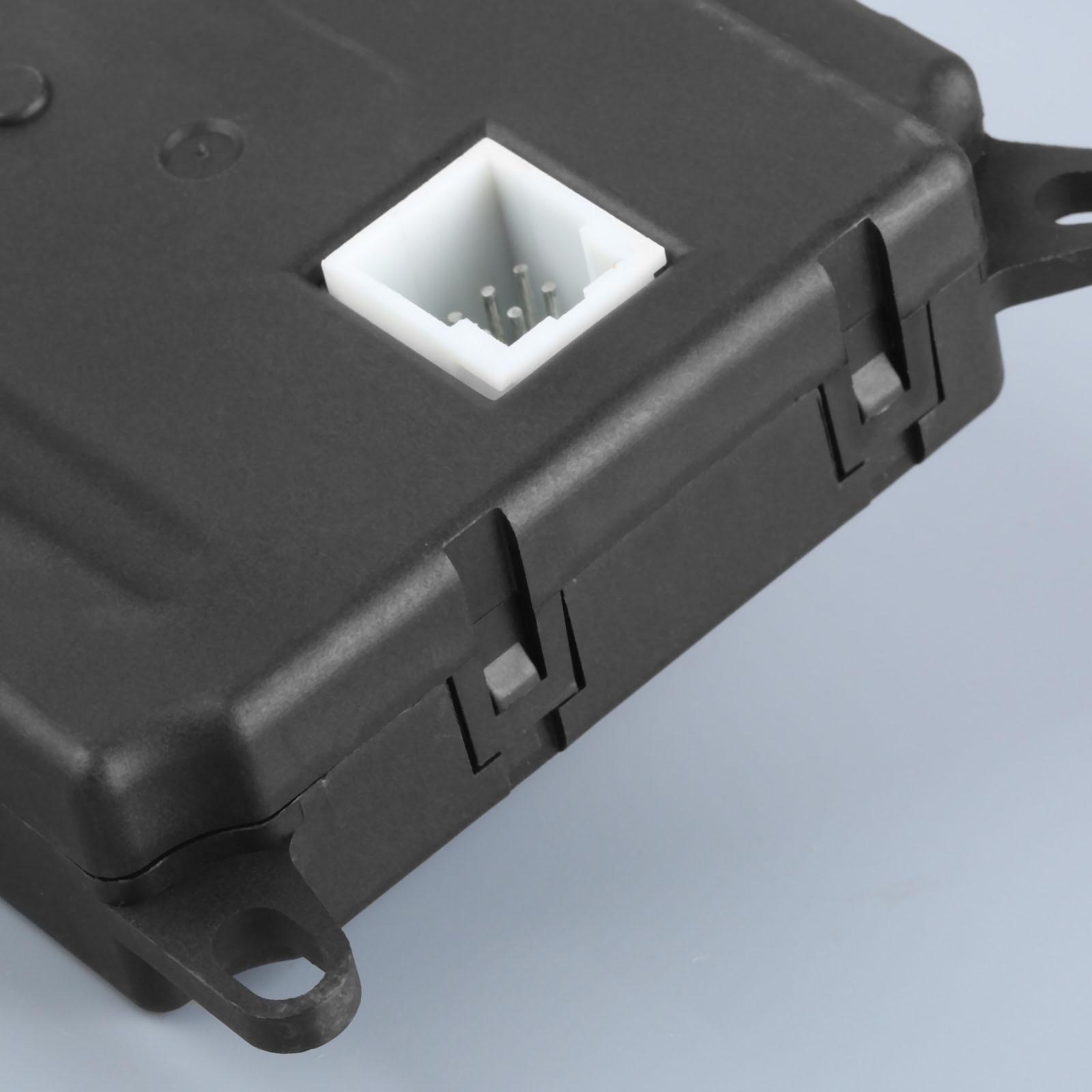 Image 5 - HVAC F7DZ 19E616 BA нагреватель r смесь воздуха вентиляционный дверной привод вентилятор отопителя Вентилятор Мотор 604 207 для Ford Explorer Lincoln, Mercury-in Детали для обогревателя from Автомобили и мотоциклы
