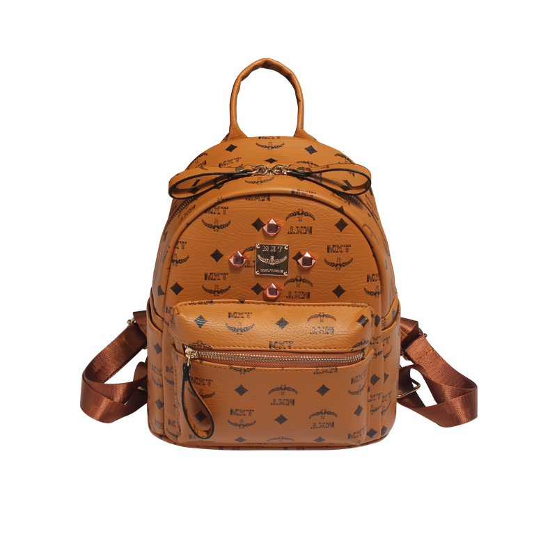 Women Backpack High Quality PU Leather Mochila Escolar School Bags For Teenagers Girls Top-handle Backpacks Mini Travel Bags fashion women backpack high quality pu leather mochila escolar school bags for teenagers girls top handle backpacks