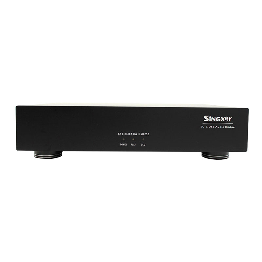 Singxer SU-1 USB Numérique Interface avec XMOS XU208 CPLD DSD256 DOP Isolation Complète Femtoseconde Horloge