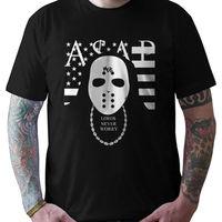Asap Rocky 06 So Schnell Wie Möglich Mob Weißes T-shirt schwarz kleidung männer
