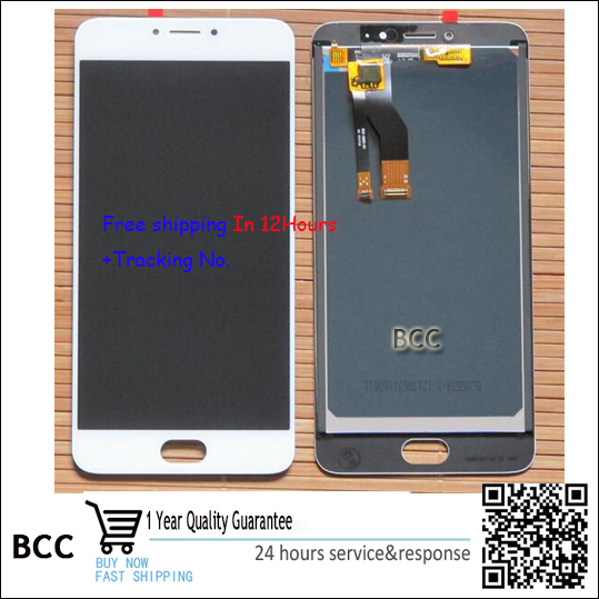 ФОТО Test ok100% Original!For meizu meilan note3 LCD screen display +Touch digitizer  Free shipping
