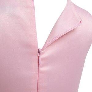 Image 3 - Iiniim Váy Đầm Công Chúa Cho Bé Gái Không Tay Xếp Lớp Voan Đầm Hoa Bé Gái Cuộc Thi Cưới Cô Dâu Sinh Nhật Đầm