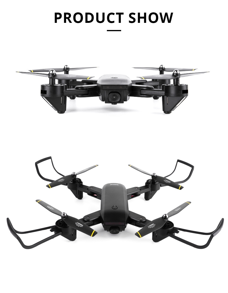 Professional Selfie Drone Optical Follow Me RC Quadcopter with Dual Camera HD 1080P FPV Helicopter VS VISUO XS809S SG700 E58 23