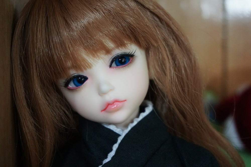 luodoll BJD SD doll doll iplehouse kid lonnie Ronnie doll dod lutsFree Makeup free shipping luodoll 1 6 bjd sd doll doll soom alk yrie doll include and eyes