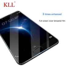 KLL 3D 9H Full cover Screen Protector Glass For Meizu M3 M5 note Tempered Glass For meizu M3S mini M5S Protective Film