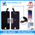 AAA +Top Quanlity LCD For iPhone 5 5G Pantalla Screen Display With Touch Screen Digitizer Assembly Black /White Free SHIP