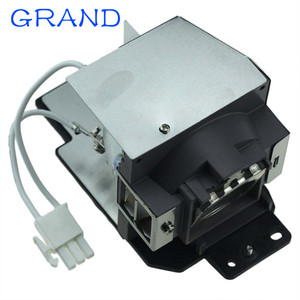 Image 3 - GRAND Replacement projector lamp 5J.J4N05.001 5J.J6N05.001 MX717 MX763 MX764 / MX722 for BenQ with housing