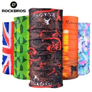 ROCKBROS Cycling Headwear Sport Scarf Sc