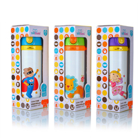 Kids Vacuum Mugs For School Children Stainless Steel Travel Bottle Thermos Insulate BPA Free Thermal Water