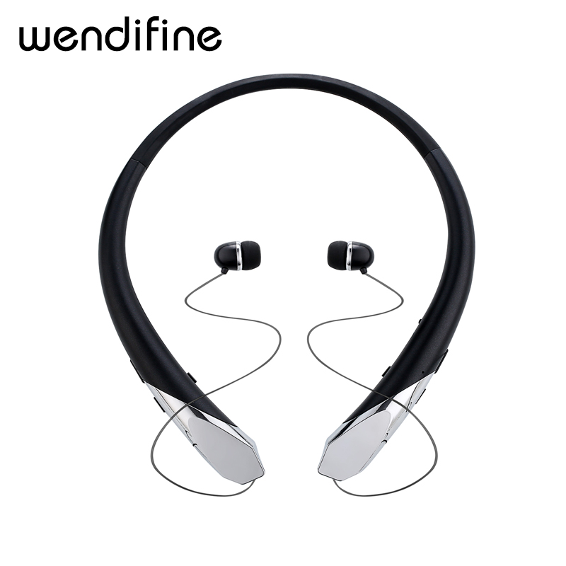 2018 Sale Earphones New Bluetooth Headset for Iphone for Samsung for LG Tone HX911 Wireless Mobile Earbuds Earphone for Xiaomi