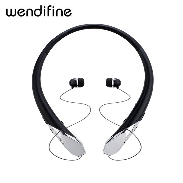 Bluetooth Earphone Headset Wireless Mobile Earbuds Neckband sports Handsfree Headphones with mic for iPhone xiaomi Huawei LGTone