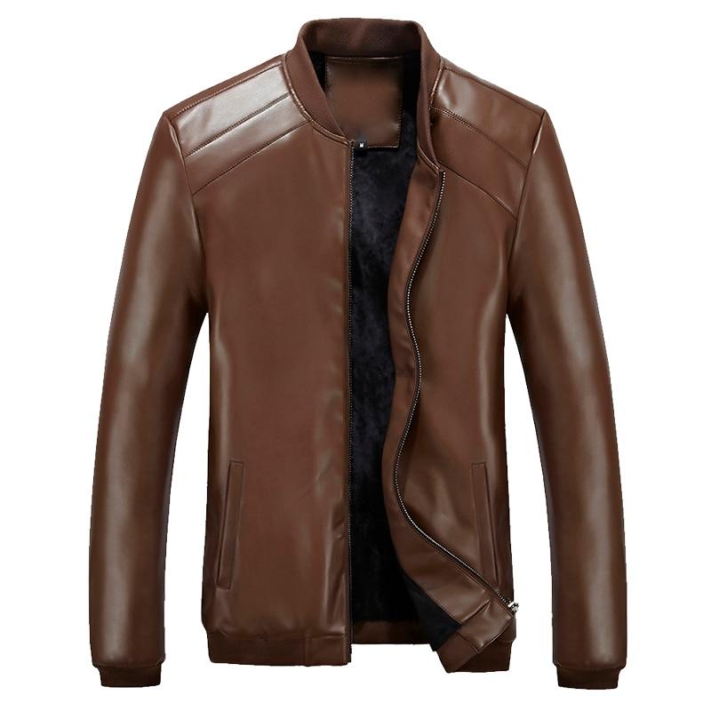 տաք վաճառք նոր տղամարդկանց կաշվե - Տղամարդկանց հագուստ - Լուսանկար 5