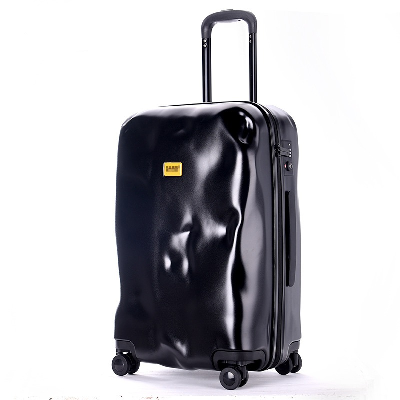 New Fashion Italian Originality Damage Rolling Luggage Trolley da - Borse per bagagli e viaggi