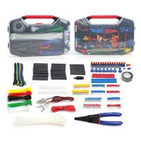 WORKPRO 582PC Electrician Tools Electrical Network Tool Set Fiber Optic Tool Kit Home Tool Set