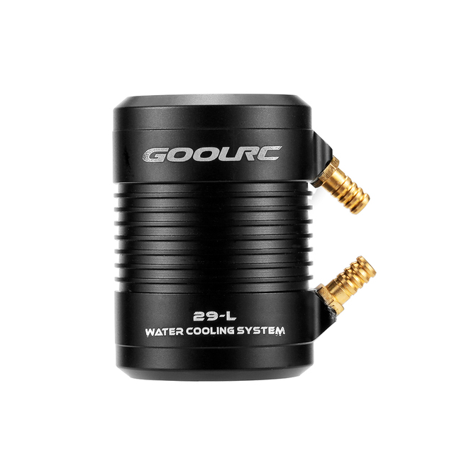 Original GoolRC 2968 3400KV Brushless Motor and 29-L Water Cooling Jacket Combo Set for 600-800mm RC Boat Parts