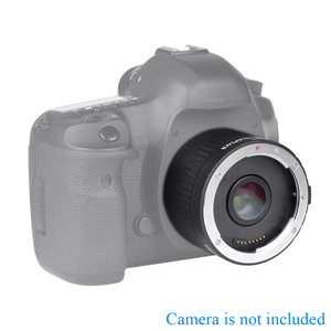 Image 5 - Viltrox C AF 2X تليبلس تليبلس ضبط تلقائي للصورة تليكونفرتر 2.0X موسع المقربة محول لكانون EOS EF/EF lens 7DII 5D IV