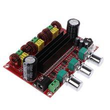 2x50W+100W DC 12V-24V TDA3116 2.1 High Power Digital Audio Amplifier Board Subwoofer Speaker Amplifier