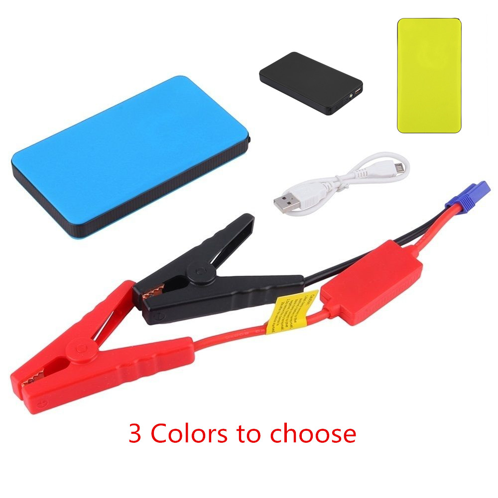 Car Jump Starter Mini Emergency Starting Device 20000mAh Car Charger for Car Phone Battery Booster Portable Power Bank Starter 18000mah emergency car jump starter charger booster emergency car jump starter