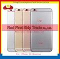"""Substituição de alta Qualidade 4.7 """"para iphone 6 s tampa traseira da bateria habitação porta tampa traseira tampa do corpo cinza prata rosa de ouro preto"""