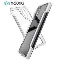 X-doria defense clear phone case for huawei p30 pro 군용 등급 드롭 테스트 케이스 커버 huawei p30 lite protective coque