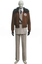 Japanese Anime Outfit America Cosplay Costume from Axis Powers Hetalia E001