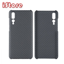 Carbon fiber phone case for Huawei P20pro Huawei P20 Thin and light attributes Protective lens style Aramid fiber material fat cat c cs2 carbon fiber style protective case for gopro hero2 black
