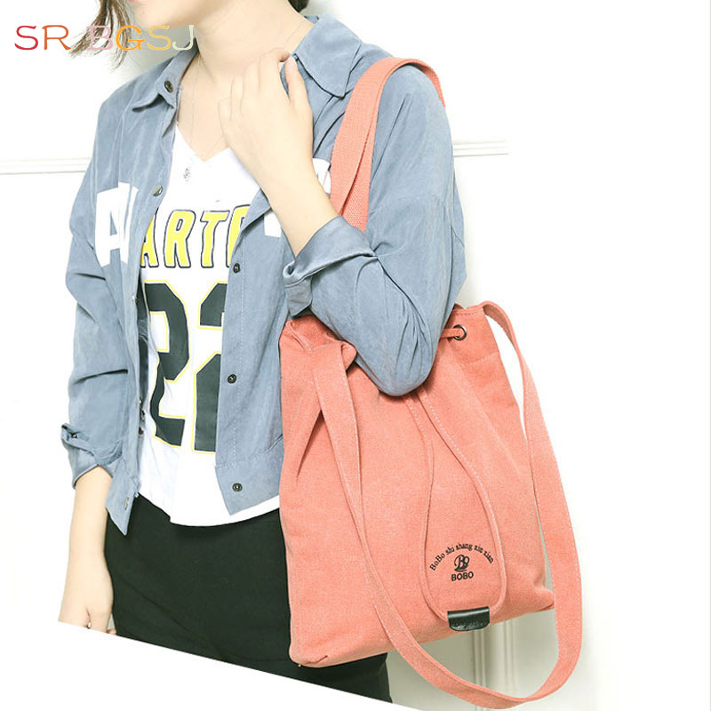 1380f739ff Free Shipping 7 Colors High Quality Korea Style Large Woman Girl White Lace Messenger  Shoulder Canvas Bag-in Shoulder Bags from Luggage   Bags on ...