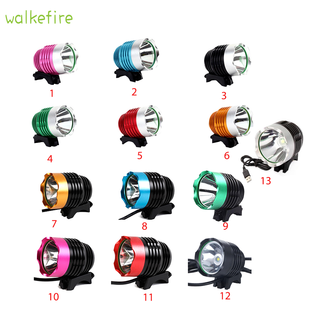 Cycling-Light Light-Bisiklet Bicycle Lamp Bike-Accessories Ciclismo Aluminum-Alloy Walkfire