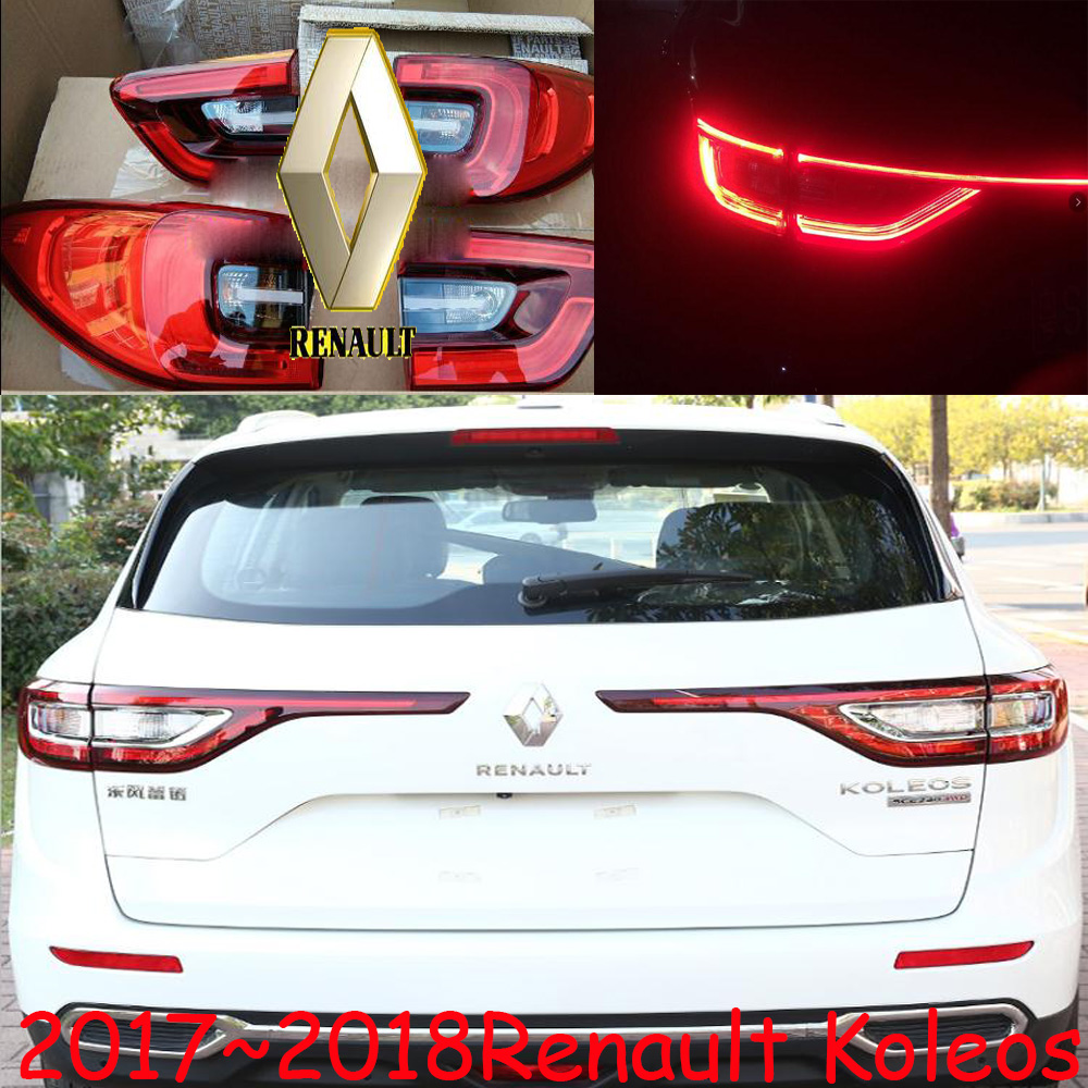 2017~2018year,Koleos taillight,LED,Free ship!Koleos rear light,Fluence,Clio,Twizy,symbol,Frendzy,alpine,capture,Koleos Fog light