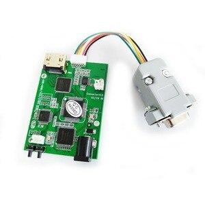 Image 2 - Direto Da fábrica AHD41 4 em 1 Placa de Conversor de Sinal De Vídeo HD CVI TVI AHD sinal CVBS para HDMI placa de conversor de sinal CVBS VGA