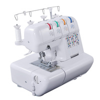 320 В/110 В 220 швейная машина оверлок швейная машина Overedger Multi function с английским руководством